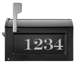 CUSTOM-Address-Numbers-Font-7-House-Door-Mailbox-Sticker-Decal
