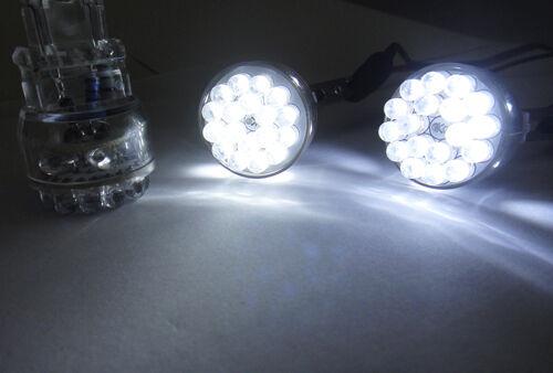 2 PCS White 24 SMD LED 3157 3156 for DODGE Back Up Reverse Light 3457 3057 Bulb