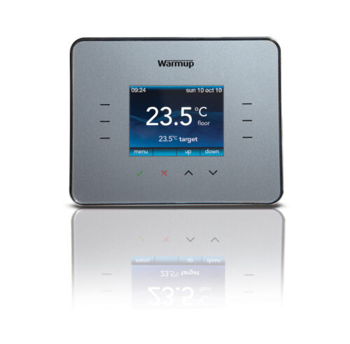 WARMUP dws600 Underfloor Heating 3.5-4.4 m2 Inc 4ie 3ie il ritmo o senza TERMOSTATO