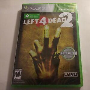 Left 4 Dead 2 Microsoft (Xbox 360) Brand New Sealed