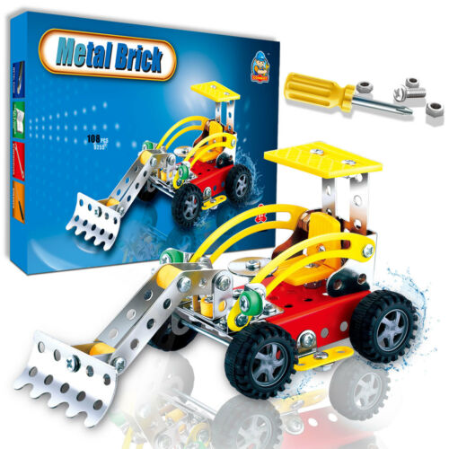 Years Old Boys Girls Kids Building Blocks Educational Learning Set For Age 6