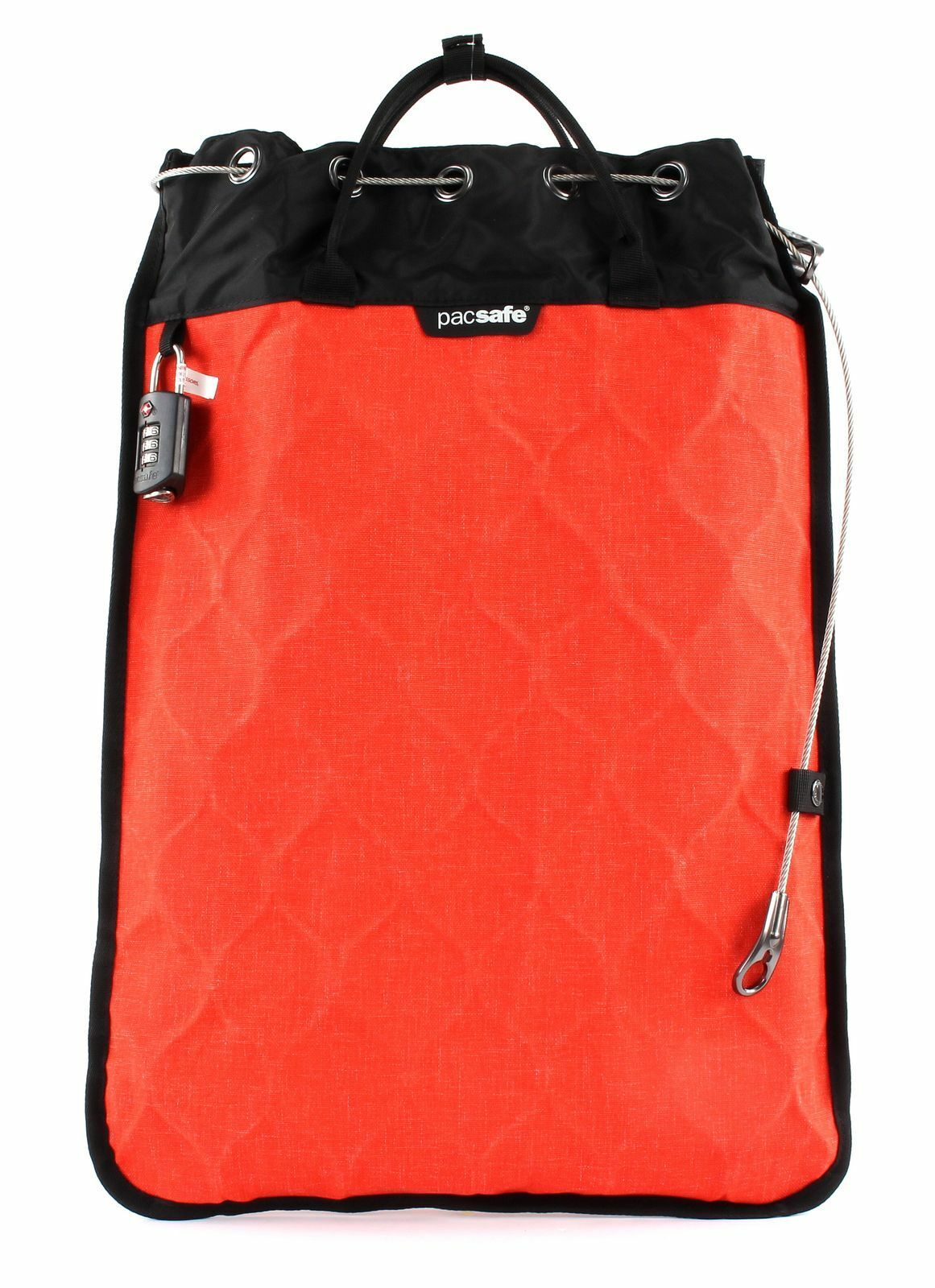 Pacsafe Travelsafe 12L GII Portable Safe Arancione