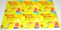 6 Harcourt Math Concept Recess Races Guided Leveled Readers 2nd Grade 2