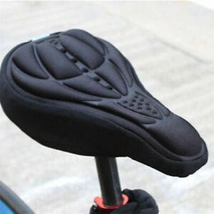 Gel Fahrrad Sattelschützer Sitz Sattel Bezug Fahrrad Satteldecke uu