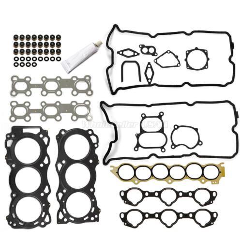 Cylinder Head Gasket kit For 02-06 NISSAN ALTIMA 3.5L 3498CC V6 VQ35DE
