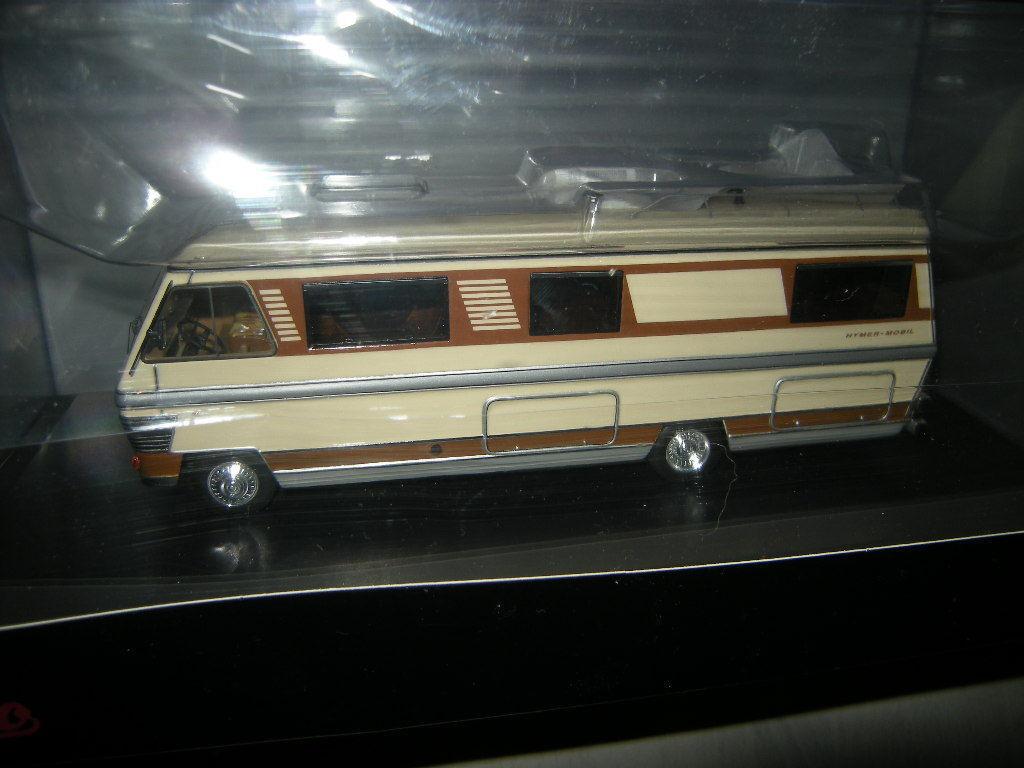 1 43 Schuco Hymerbilen 900 Nr. 45089500 OVP