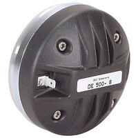 B&c De500-8 1 Neo Titanium Horn Driver 8 Ohm 2/3-bolt on sale