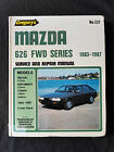 GREGORY'S MAZDA 626 1983 - 1987 F.W.D. SERIES SERVICE REPAIR MANUAL NO 227