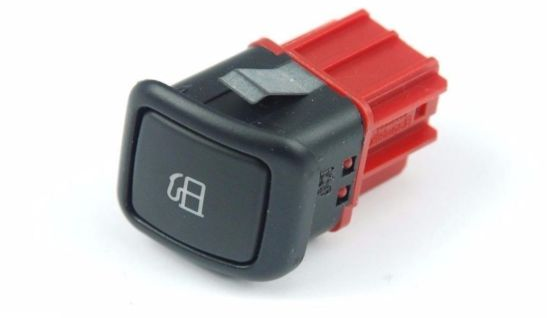 AUDI NEW GENUINE A2 2000-2005 FUEL FLAP RELEASE BUTTON SWITCH RHD 8Z2959833