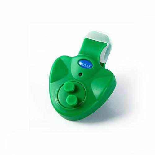 Small MINI Electronic Wireless ABS Fish Bite Alarm Sound Running LED Sensitive