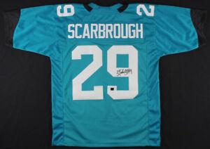 size 40 79640 6f2c5 Details about Bo Scarbrough Signed Jaguars Jersey (Scarbrough Hologram)  Alabama Running Back