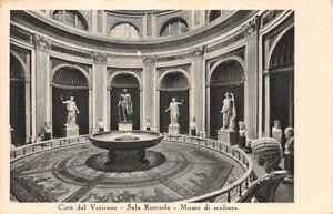 Museo Del Vaticano.Citta Del Vaticano Salla Rotonda Museo Di Scultura Ebay