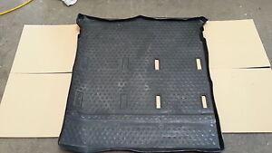 Ford Galaxy VW Sharan Seat Alhambra Kofferraumboden Laderaumboden Fußmatte Matte
