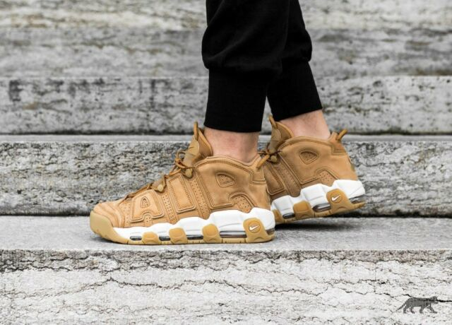 finest selection a87ba e09da Nike Air More Uptempo  96 Premium  Wheat Pack  Flax Uk Size 12 AA4060