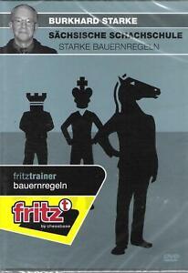 ChessBase-Starke-Saechsische-Schachschule-NEU-OVP