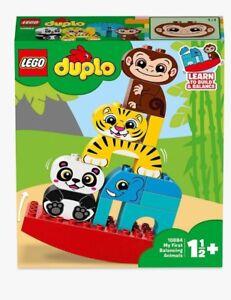 BRAND-NEW-LEGO-DUPLO-MY-FIRST-BALANCING-ANIMALS-10884-SEALED