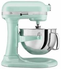 KitchenAid RKP26M1XIC Professional 600 Stand Mixer 6 quart Color Ice REFURBISHED
