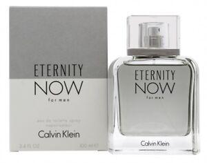 8ab07cb3c CALVIN KLEIN ETERNITY NOW FOR MEN EAU DE TOILETTE 100ML SPRAY ...