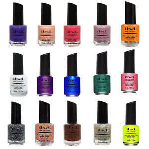 Image Is Loading Ibd Nail Lacquer 1 Get At