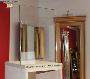 glasplatte glas 10mm polierte kante durchsichtig klar glasscheiben zuschnitt ma 223 ebay