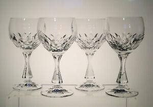 VOLTERRA-SCHOTT-ZWIESEL-Water-Goblets-6-5-8-034-SET-of-FOUR-Slight-Imperfect