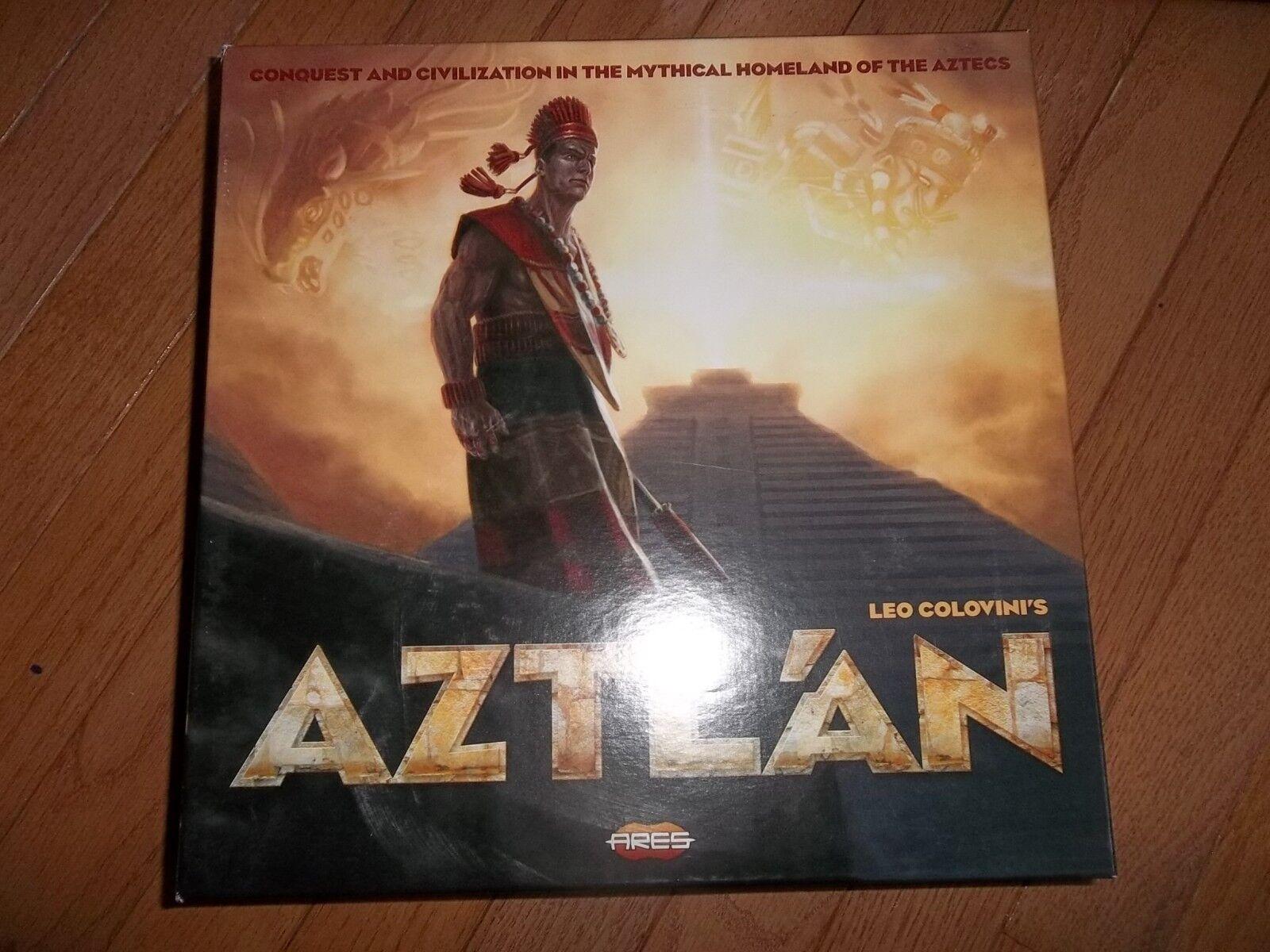 Ares Games Aztlan Board Game