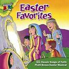 Easter Favorites 0084418033522 By Cedarmont Kids CD