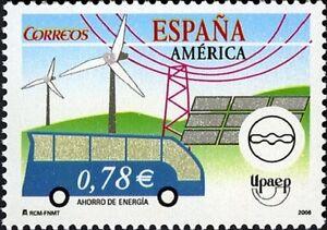 CF3156-Espana-2006-Serie-America-Ahorro-de-Energia-MNH