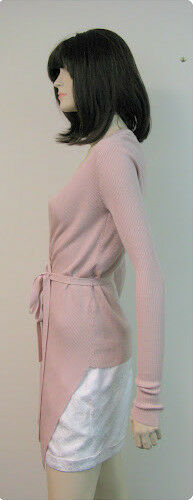 Diane von Furstenberg Sloan Cardigan in De La Crème M 6 8