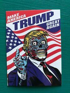 Trump Alien