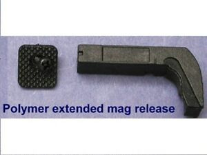 Details about Extended Mag Release for Gen 1 to 3 Glock 17 19 22 34 35 39  in 9 mm 40S&W #1350