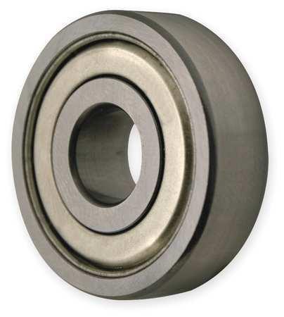 Radial Bearing,Double Shield,12mm Bore DAYTON 1ZGG4