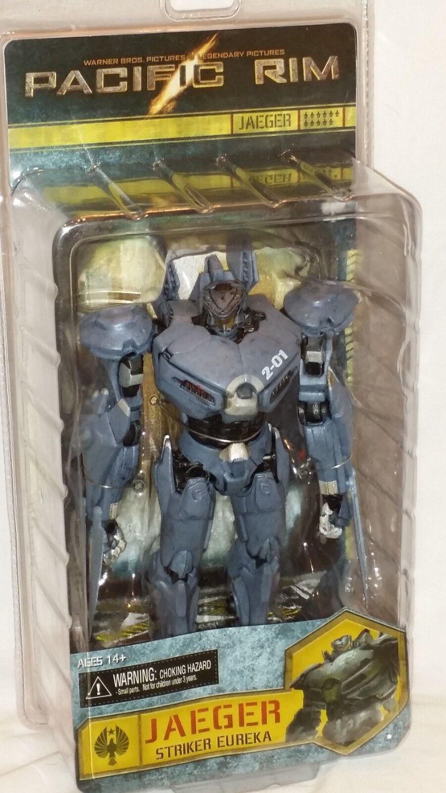 Neca pacific rim jaeger (eureka - ausgabe 2. reihe roboter - action - figur