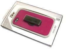 New iSkin Revo 360 Case for Apple iPhone 5 - Pink - REVO5G-PK3 - FREE SHIPPING