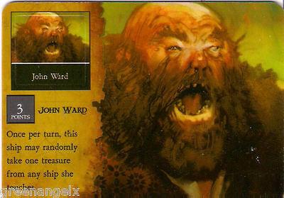 Pirates of the Barbary Coast #046 John Ward Pocketmodel MINT