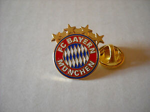 b1-BAYERN-MUNCHEN-FC-club-spilla-football-calcio-fussball-pins-germania-germany