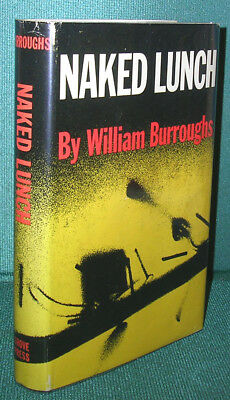 Naked Lunch - The First Edition Rare Books