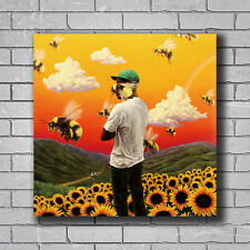 T-568 Art Poster Tyler the Creator Cherry Bomb Hip Hop Album Silk 24x36 27x40IN