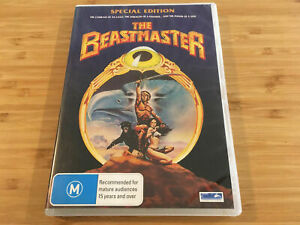 The-BeastMaster-Special-Edition-1982-DVD-Region-0-Aus-Stock-Free-Post