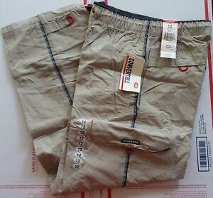 8a48159399 Details about NWT Boys UnionBay Convertible Pants Shorts Elastic Waist  Desert Khaki Size 12