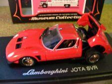 1/43 Kyosho Lamborghini Jota SVR rot 03201WR