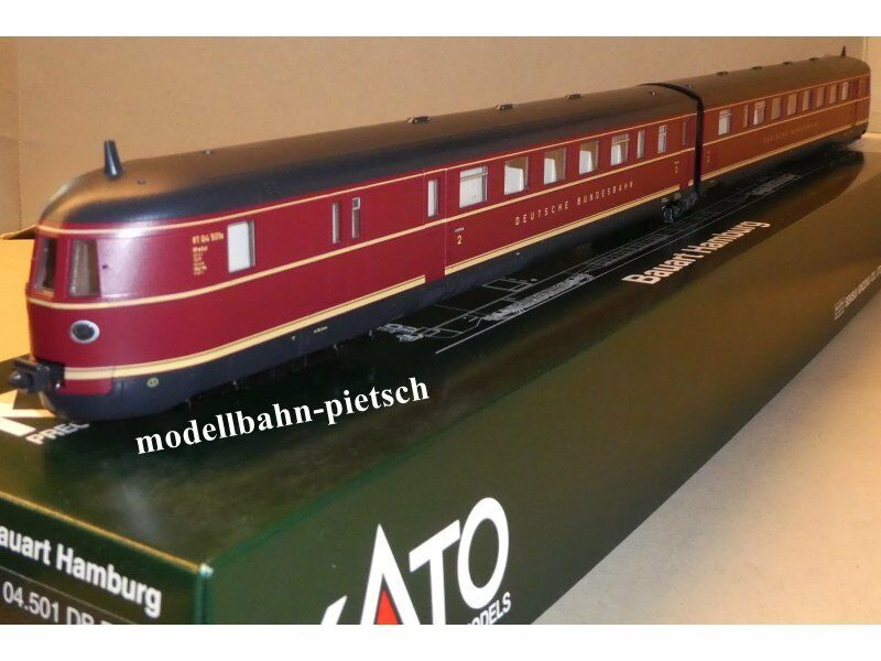 Kato 301400 DB vt04 501 tipo Amburgo, nuovo, confezione originale, 1 87