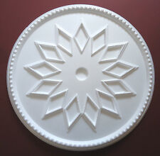 "Ceiling Rose Taglia 460mm - ""Windsor"" leggero POLISTIRENE design mozzafiato"