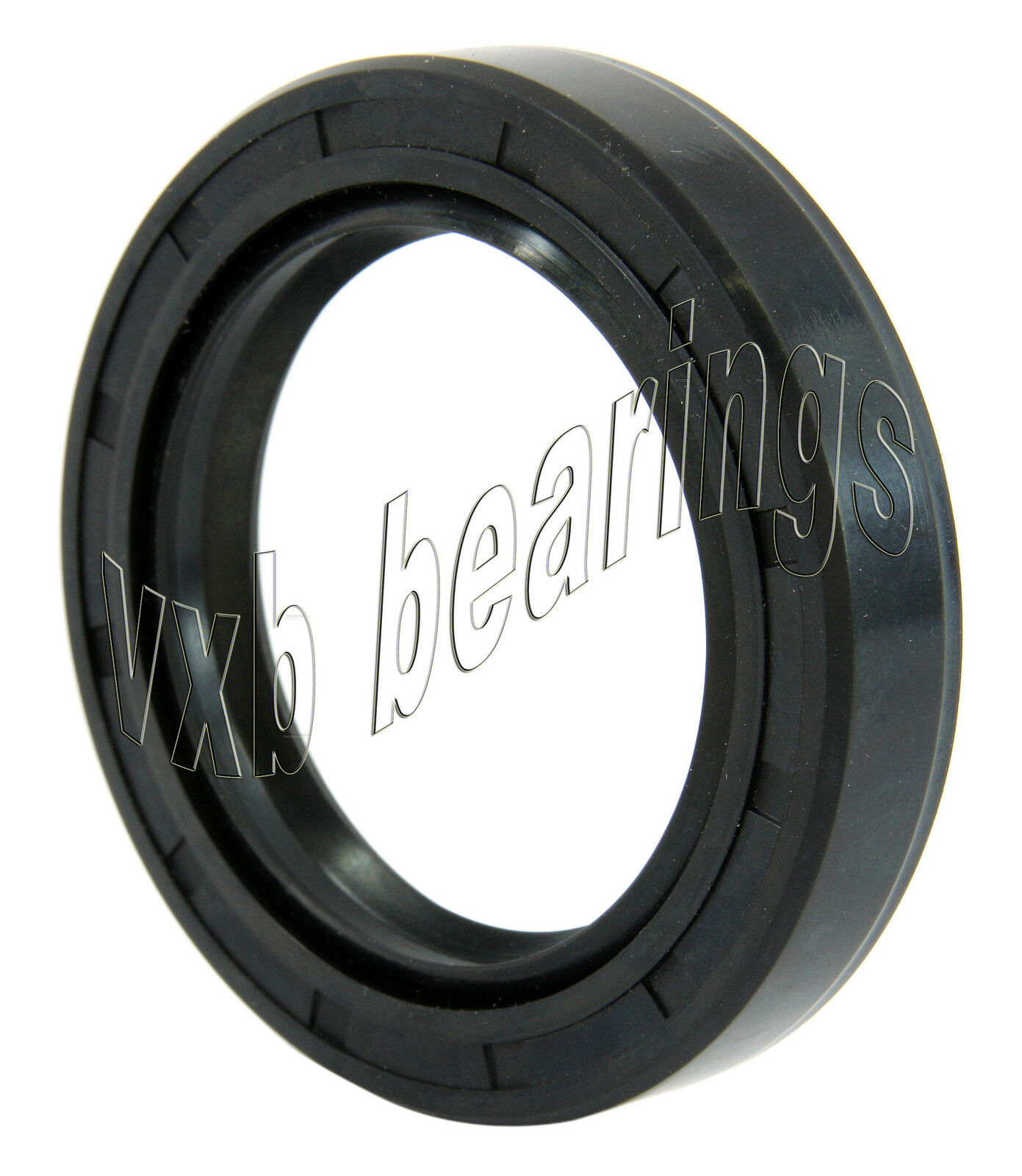 Oil and Grease Seal 4.331 x 5.118 x 0.472  Inch Rubber Covered Double Lip w Gart