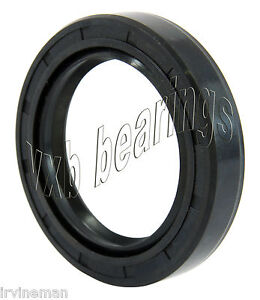 Oil and Grease Seal TC40x52x8.5 Rubber Covered Double Lip w//Garter Spring