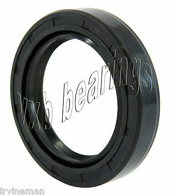 Shaft Oil Seal TC 30x40x7 Rubber Double Sealed Lip 30mm/40mm/7mm Metric Axle/Rod