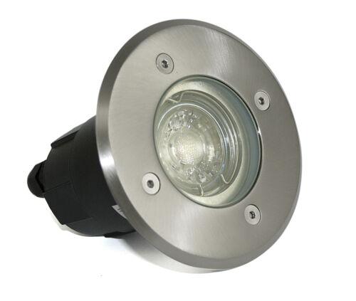 230 V Jardin Sol installation feux Bodo environ//rectangulaire sans ampoules gu10 ip67