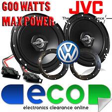 VW Transporter T5 T5.1 2003 - 2014 JVC 6.5 Inch Front Door Van Speakers Full Kit