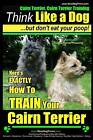 Cairn Terrier, Cairn Terrier Training Think Like a Dog But Don't Eat Your Poop! Breed Expert Cairn Terrier Training: Here's Exactly How to Train Your Cairn Terrier by MR Paul Allen Pearce (Paperback / softback, 2014)