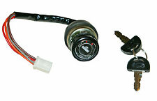 Suzuki GT185 ignition switch (1973-1978) 4 wires - new also GT125 (1974-1979)